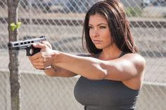Team Glock's Michelle Viscusi