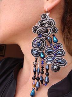 Beautifull elegant earrings