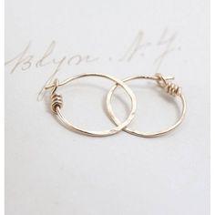Roman Earrings, made in Brooklyn, from $80.