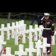 God bless our heros