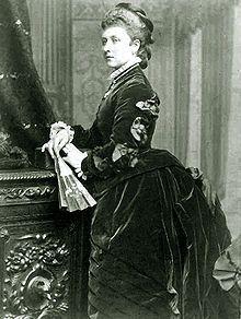 Duchess of Argyll   louise duchess of argyll um 1870