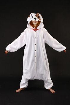 Jack Russell Kigurumi Cushzilla Animal Adult Anime Costume Pajamas