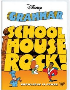 Countless kids (and more than a few teens have learned their adverbs and adjectives from these nine Schoolhouse Grammar Rock video songs. #GrammarMatters