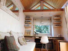 a tiny house in ojai
