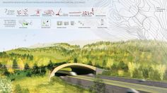 View detailed pictures that accompany our Vail Pass Wildlife Crossing Proposals article with close-up photos of exterior and interior features.