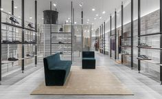Brioni's new Chipperfield-designed Paris flagship marks the start of a new era