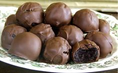 Oreo Balls - hints on other recipes: May do better with a bit less than 8 oz. freeze for 1 hour or less before coating; can coat with almond bark; can use any flavor of Oreos
