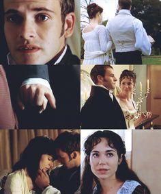 Jane Austen Mansfield Park, Jane Eyre, Period Movies, Period Dramas, Northanger Abbey Movie, Frances O'connor, Jane Austen Movies, Jonny Lee Miller, Beloved Book