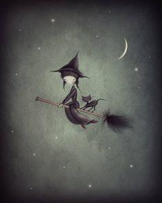 650 Ideas De Magia En 2021 Magia Brujas Volando Arte De La Bruja