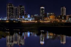 Fort Worth Skyline  #PictureYourselfInTexas