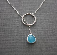 20+OFF+SALE++Sterling+Silver+ring+lariat+by+RemindedDesigns,+$28.50