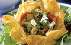 Σαλάτα με ψητά λαχανικά - iCookGreek