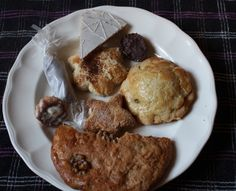Typìcal Spanish Christmas cakes and biscuits from Murcia...