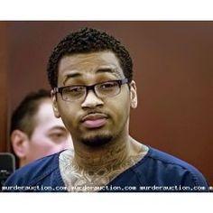 Strip killer AMMAR HARRIS sentenced to death | UNOPENED letter from prison