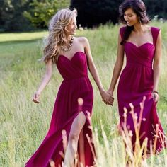 Eliminate the stress from finding the perfect dress for your best girls with these top tips & expert advice {Image Credit - JLM Couture}