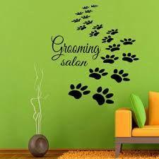 Resultado de imagen de dog grooming salon decorating ideas