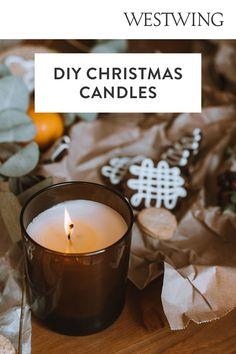 Organische Formen gehören zu den größten Einrichtungstrends des Jahres. Das Besondere an den Twisted Candles: Dank ihrer außergewöhnlichen Silhouette werden sie sofort zum Blickfang in jedem Raum und ähneln fast schon einem Kunstobjekt. Sehr beliebt sind zarte Pastelltöne, aber auch Kerzen mit Farbverlauf im Ombré-Look können sich sehen lassen./Westwing Kerzen DIY Weihnachten Christmas candles selber machen Ideen Kerzenständer Kerze Geschenkidee 2021 Tannenzapfen Deko gestalten Deko Trend Scented Candles, Candle Jars, Amber Glass Jars, Candle Making, Ombre Look, Diy Weihnachten, Container, Brown, Awesome