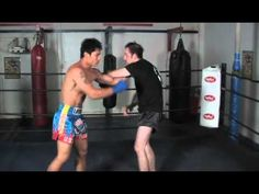 ▶ Muay Thai Defence and Clinch part 2 - YouTube