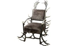 R U kidding me?!? Look at this gorgeous rocker. Many daydreams could be created here!!