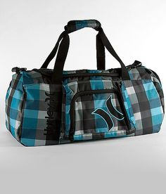 Hurley Honor Roll Duffle Bag #buckle #fashion