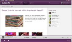 Jamendo - un radio online, unde poti descarca muzica ascultata Wordpress, Good Things