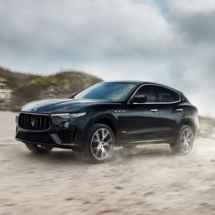 Capable of turning heads and turning off the beaten path. Levante, the Maserati … Capable of turning heads and turning off the beaten path. Levante, the Maserati of SUVs. Luxury Car Brands, Best Luxury Cars, Luxury Suv, Maserati Suv, Audi R8, Porsche F1, Suv Cars, Sport Cars, Car Goals