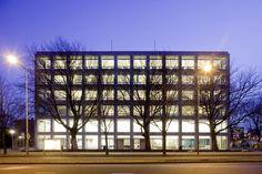 Stadsdeelkantoor Zuideramstel