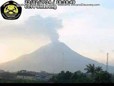 Volcanic activity worldwide 24 Feb 2014: Etna, Fuego, Kelud, Nishino-shima, Dukono, Sinabung, Sakura