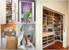 15 Clever Ways to Claim An Unused Closet Space a