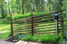 Minne, Outdoor Furniture, Outdoor Decor, Garden Bridge, Room Inspiration, Outdoor Spaces, Bench, Home And Garden, Cottage