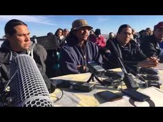 Standing Rock Responds To Army Corps December 5th Eviction Notice | #NoD...