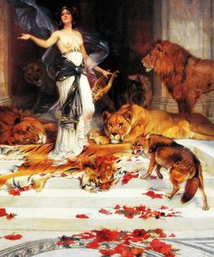 Wright Barker - Circe (detail)