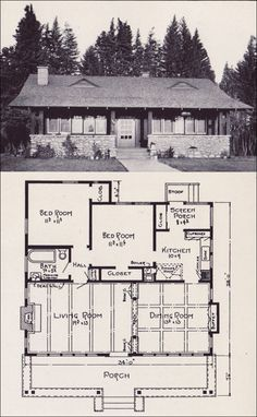 images about This Old House on Pinterest   s kitchen     Plans by Stillwell   Los Angeles  CA