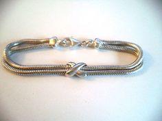 Sterling silver bracelet *pretty*