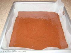 Prajitura cu crema de ciocolata,branza si nuca – Flori's Kitchen