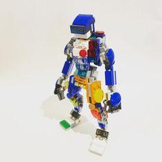 いいね!55件、コメント4件 ― B4さん(@b4_prototype)のInstagramアカウント: 「Updated.  #lego #legorobot #legobot #legomecha #legomech #legomocs #legomodel #legophotography…」