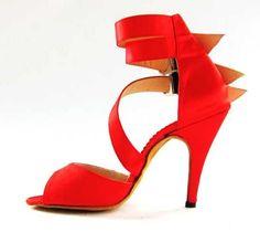 Salsa Dance Shoes Dance 4, Latin Dance Shoes, Dance Wear, Dancing Shoes, Crazy Shoes, Me Too Shoes, Dress Shoes, Shoes Heels, Zapatos Shoes
