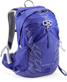 e7a1ae889e The Osprey Tempest 20 pack offers a women-specific fit in the perfect panel-