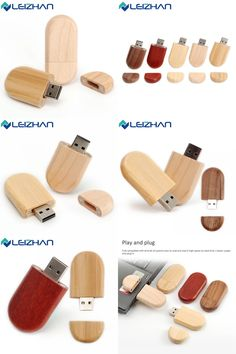 [Visit to Buy] Personality creative gift customized wooden usb flash drive 4g 8g 16g 32g pen drive external storage Flash Card memory disk #Advertisement