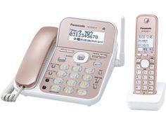 電話機 > パナソニック(Panasonic) > RU・RU・RU VE-GD31DL-P [ピンク]