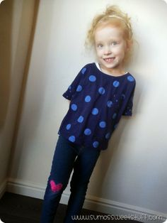 DIY Knee Patches with Cricut Explore at SumosSweetStuff.com