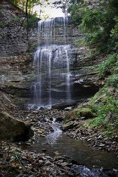 Felkers Falls, Hamilton, Ontario