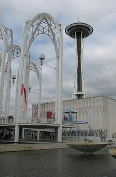 Seattle Pacific Science Center!! Coolest Place ever!!! Oh how I want to go back!!!