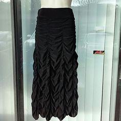 Spotted while shopping on Poshmark: LT beautiful stretchy gathered skirt nwt! #poshmark #fashion #shopping #style #last tango #Dresses & Skirts