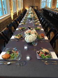 Station 3 - JBOH Catered Event Simple, Elegant, or over the top... we do it all.... www.jimbentonhouston.com