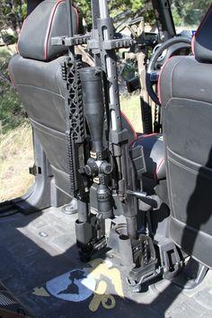 Gunner Fabrication - JK Center Rifle Mount, $395.00 (http://shop.gunnerfab.com/jk-center-rifle-mount/)