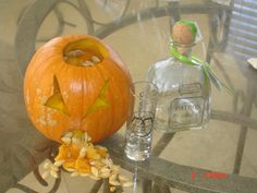 haha, my son actually made this one...cause tequila makes many do this...