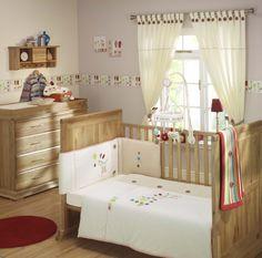 ros1sa möbel ideen babyzimmer komplett weiß lila modern, Hause deko