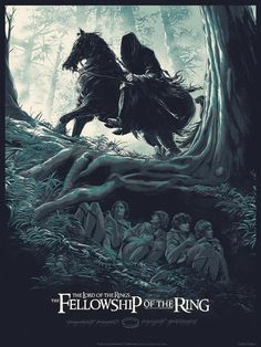 The Lord of the Rings: The Fellowship of the Ring (2001) [800 x 1067] : MoviePosterPorn