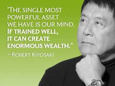 Robert, he doesn't just talk about it, he's all about it, and so can everyone! Its time to transform your life and achieve total financial freedom.